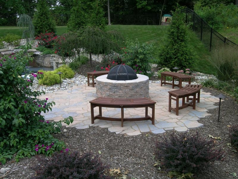Backyard Fire Pit Ideas Landscaping Fire Pit Design Ideas