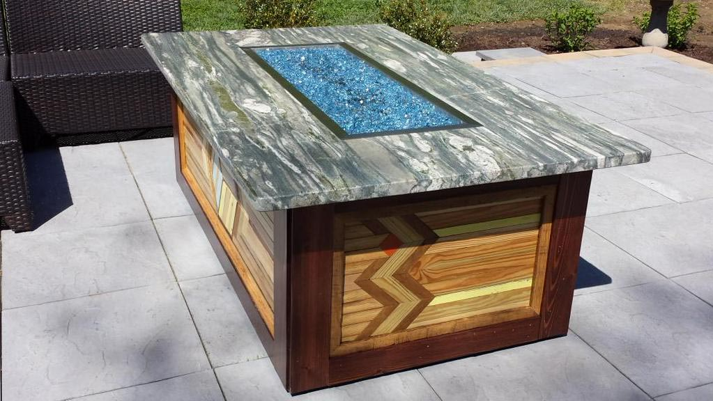 Build Fire Pit Table Fire Pit Design Ideas
