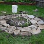 Building an Inground Fire Pit