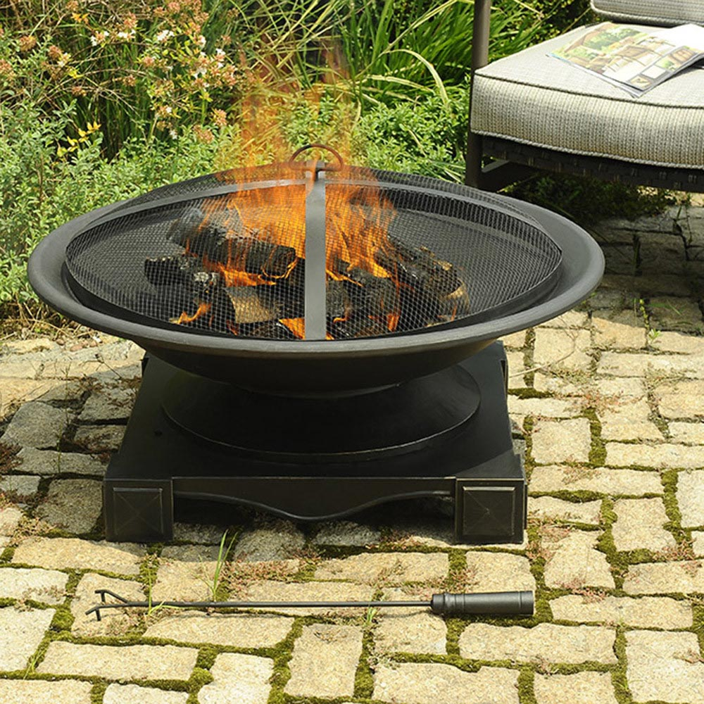 Coleman Portable Outdoor Fire Pit Fire Pit Design Ideas
