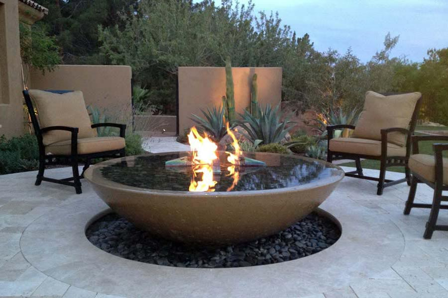 Easy Way To Make A Concrete Fire Pit