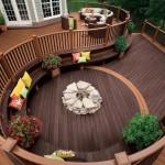 Deck Fire Pit Ideas