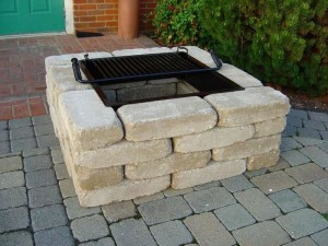 DIY Easy Fire Pit