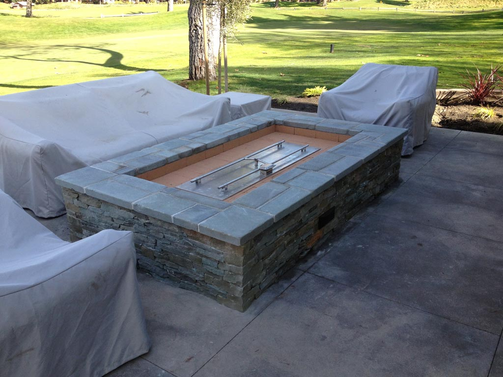 Everything about diy gas fire pit fire pit design ideas for Diy patio fire pit