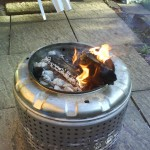 DIY Gas Fire Pit Insert