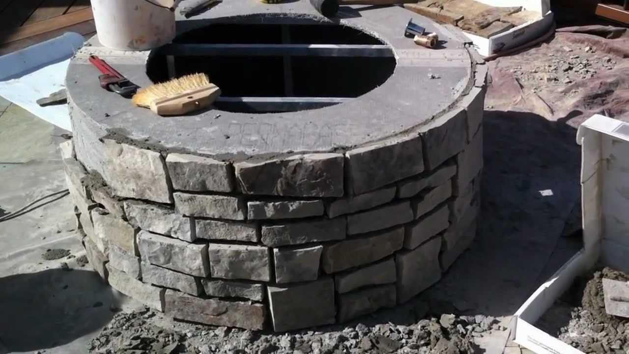 diy gas fire pit instructions fire pit design ideas