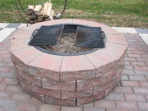 DIY Outdoor Fire Pit Kits