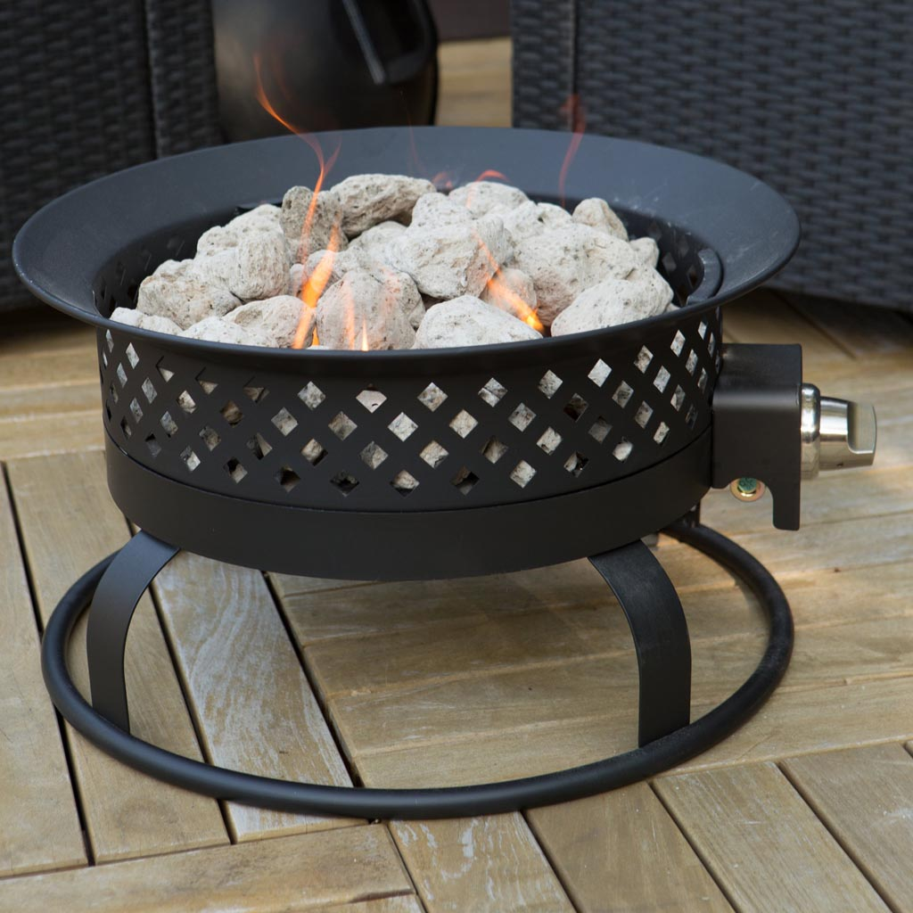 the rich palette of the diy portable fire pit ideas fire