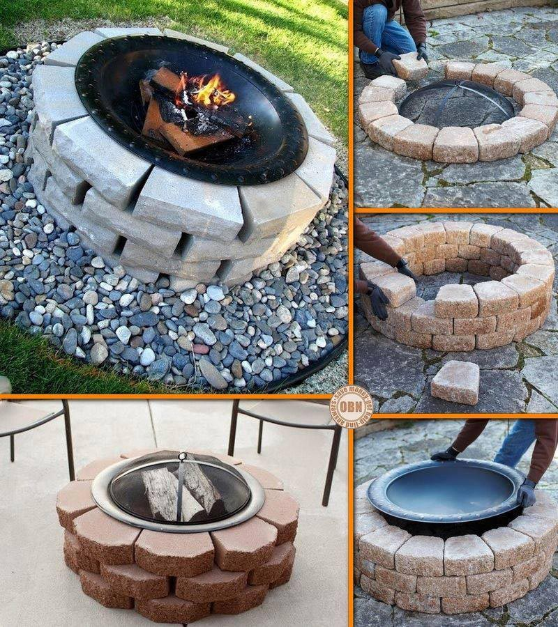 easy fire pit ideas fire pit design ideas