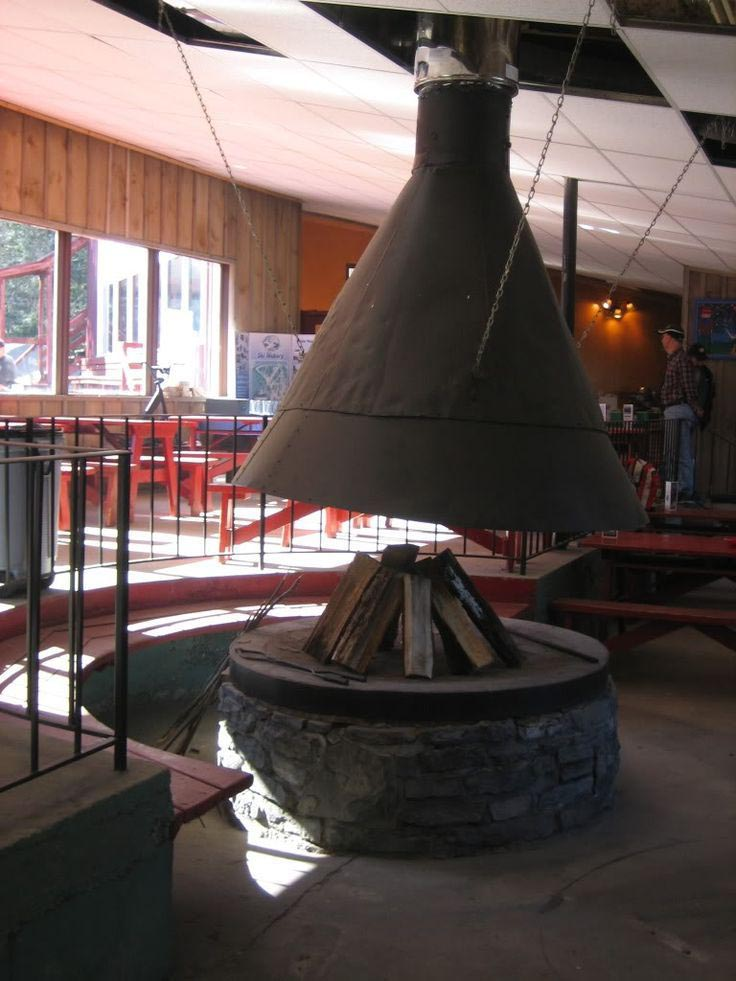 Fire Pit Chimney Hoods