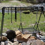 Fire Pit Cooking Equipment
