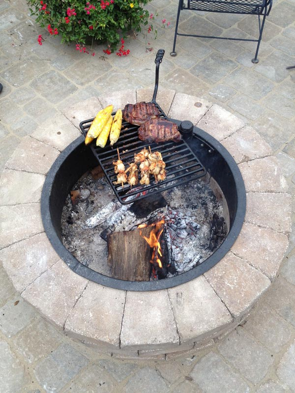 Fire Pit Cooking Grates