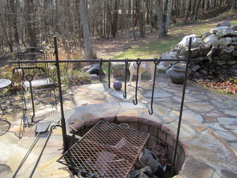 Cooking Fire Pit Designs Fire Pit Cooking Rack