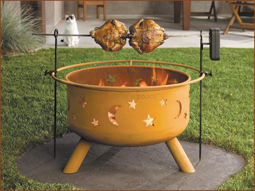 Fire Pit Cooking Tools
