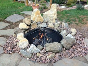 Fire Pit Liner Insert