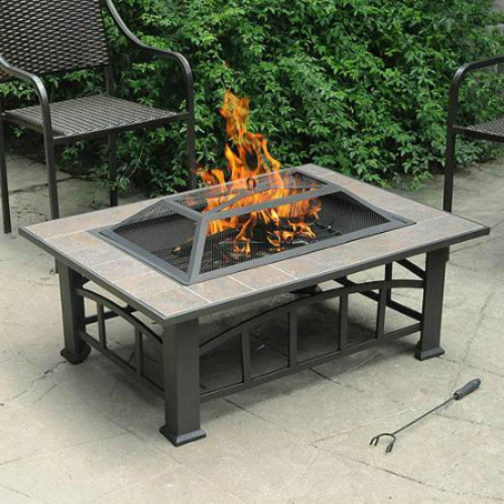 Fire Pit Liner Square