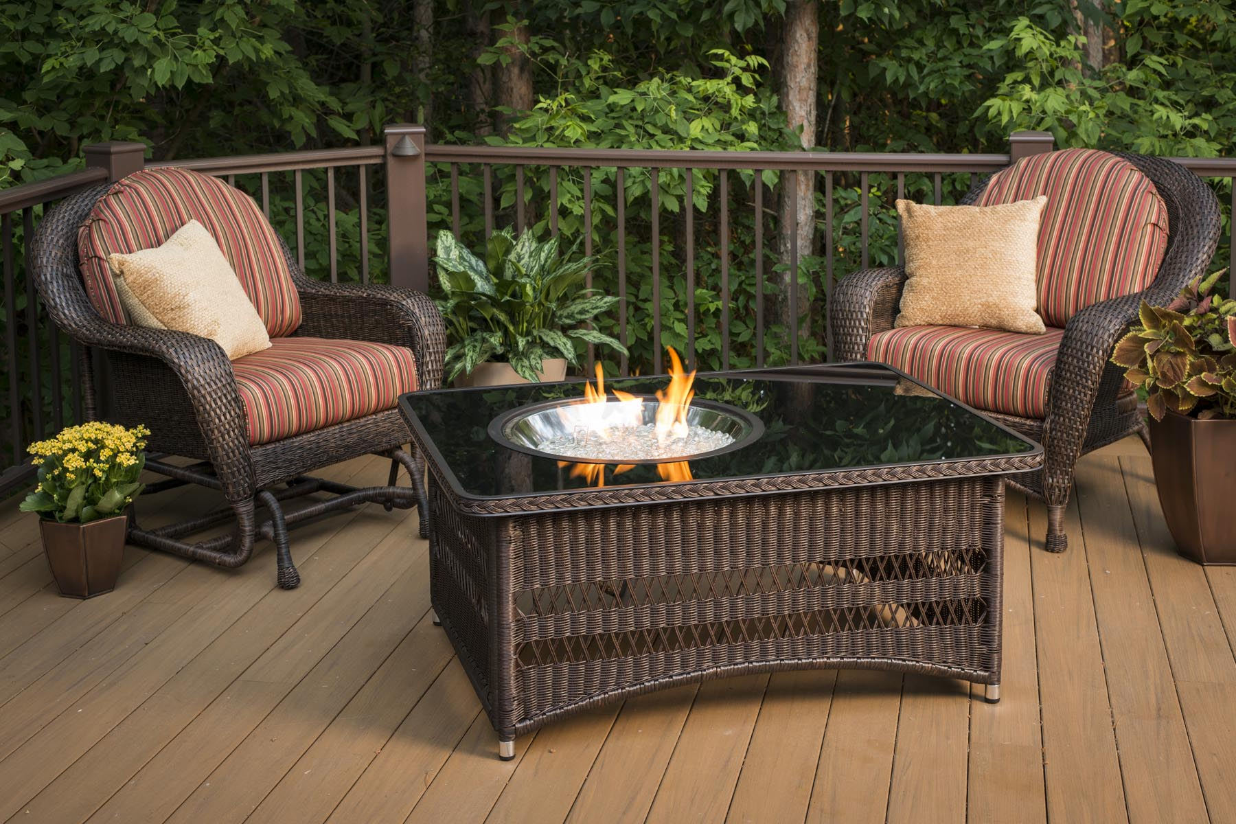 Fire Pit Outdoor Furniture