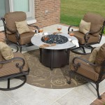 Fire Pit Patio Furniture Sets