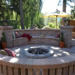 Fire Pit with Seating