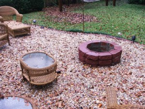 Galvanized Fire Pit Rings