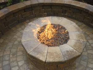 Gas Fire Pit Glass Rocks