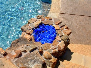 Glass Fire Pit Rocks
