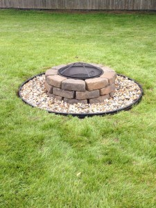 How to Build a Paver Fire Pit