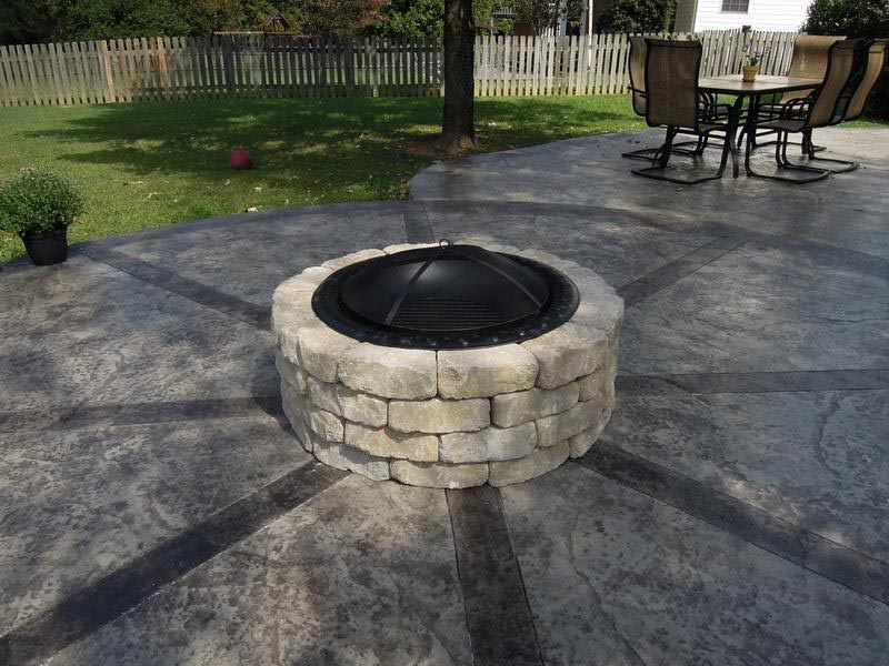 4 ways to make a fire pit fire pit design ideas for Make a fire pit cheap