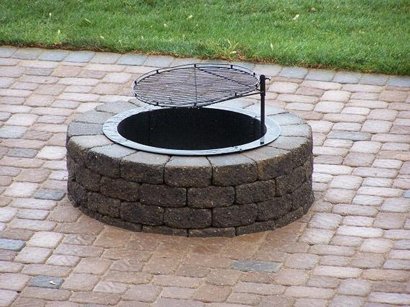How to Make a Fire Pit in the Ground