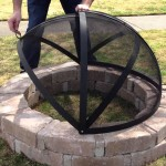 How to Make a Fire Pit Screen