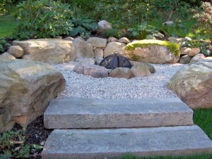 How to Make a Fire Pit with Rocks