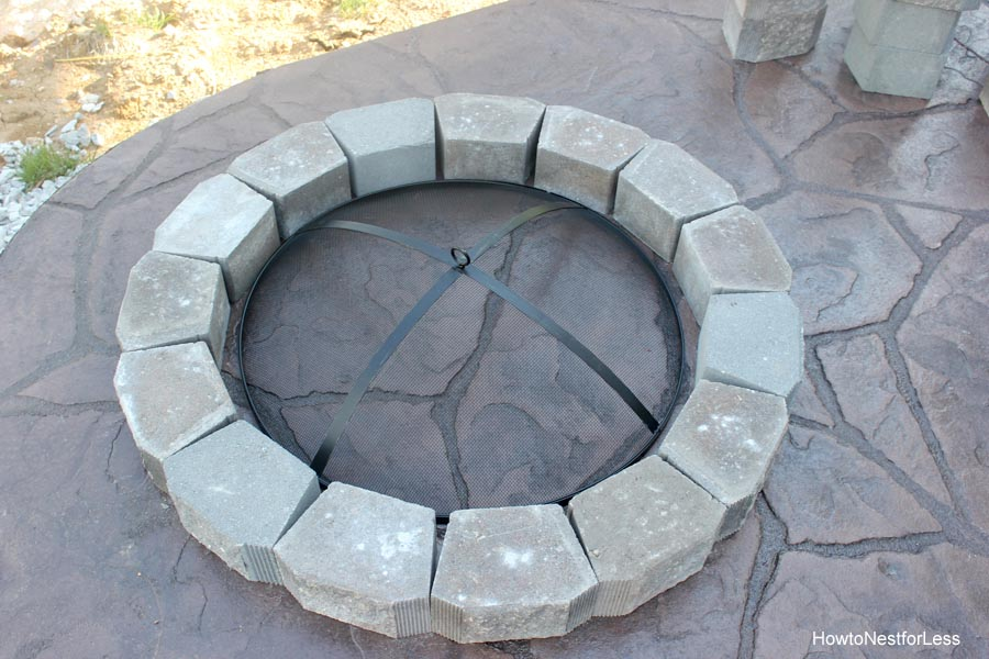 How to Make a Outdoor Fire Pit
