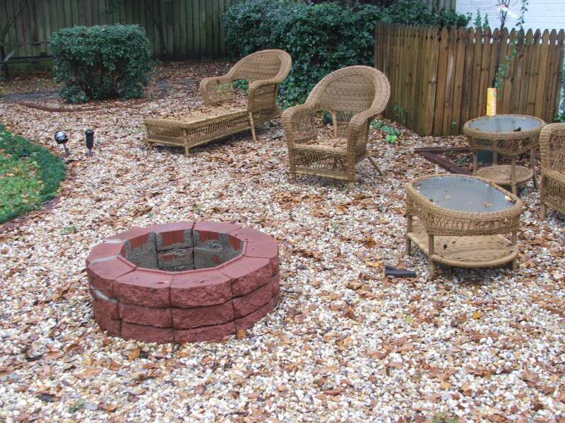 Outdoor brick fire pit designs modern patio outdoor for Best fire pit design