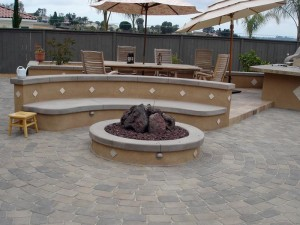 Outdoor Fire Pit Designs Gas