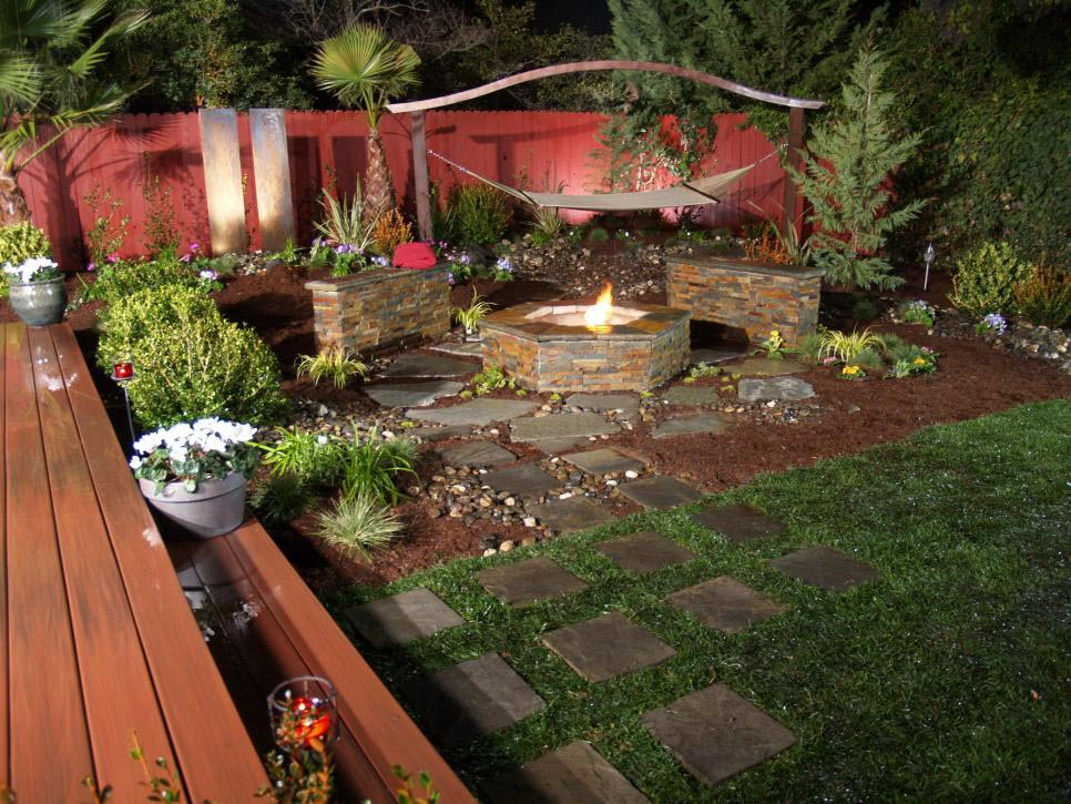 How to build diy outdoor fire pit fire pit design ideas - Types fire pits cozy outdoor spaces ...