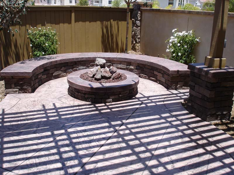 Outdoor fire pit designs for warm evenings fire pit for Best fire pit design