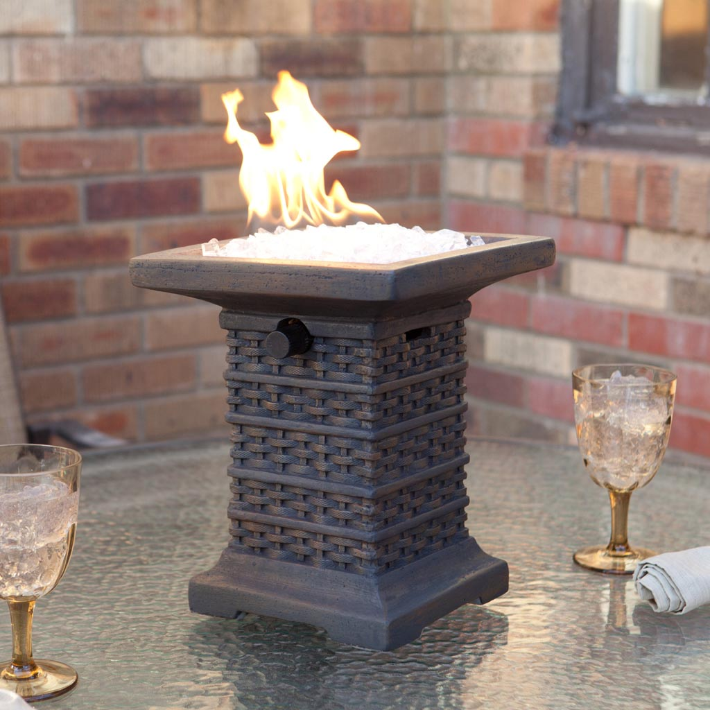 Learn How To Make A Tabletop Fire Pit Fire Pit Design Ideas