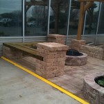 Seating Around Fire Pit