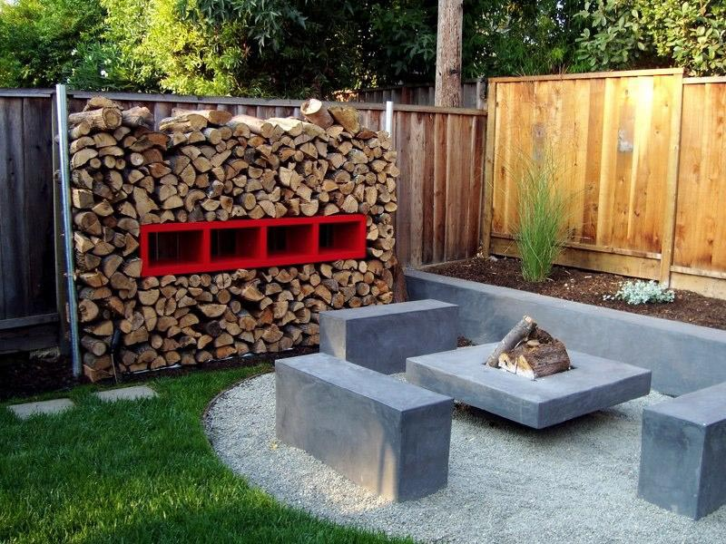 Small backyard fire pit ideas fire pit design ideas for Simple small yard ideas