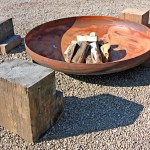 Steel Fire Pit Bowl