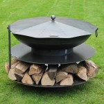 Steel Ring Fire Pit