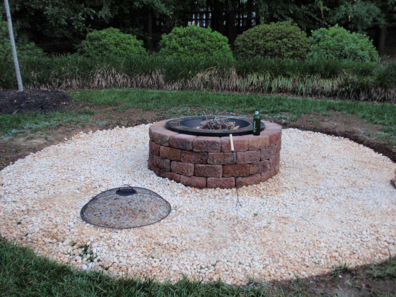 Stone Fire Pit Ideas Fire Pit Design Ideas