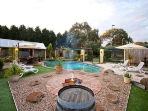 Backyard Brick BBQ Plans