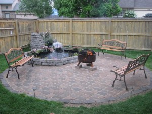 Backyard Fire Pit Plans
