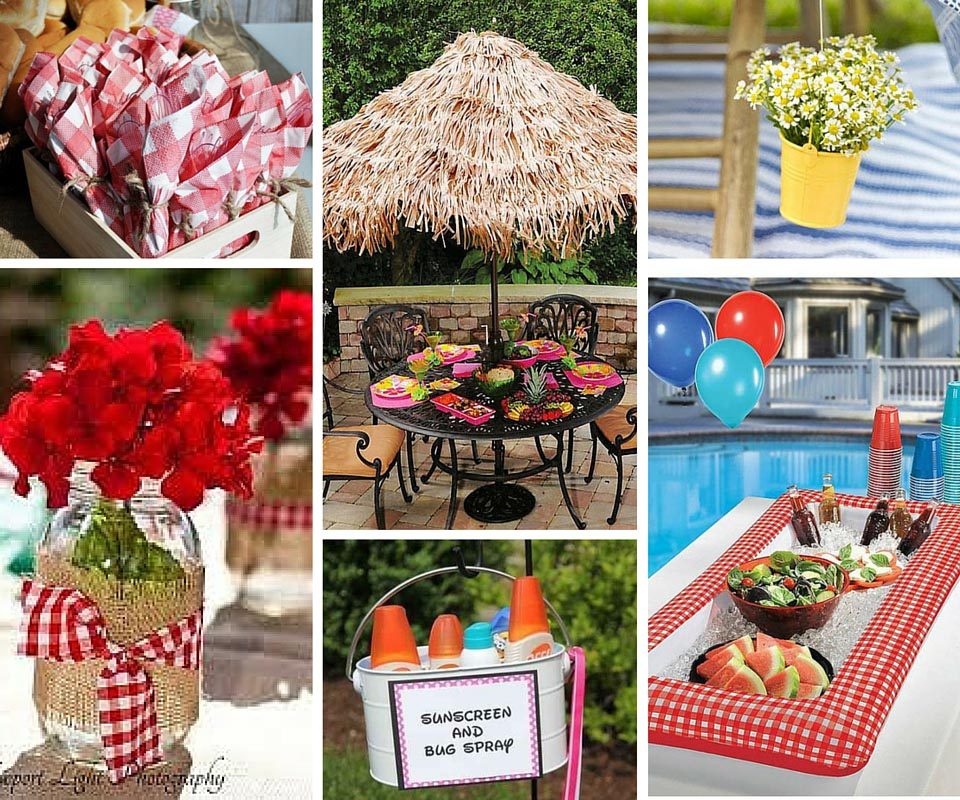 BBQ Birthday Party Ideas for Adults