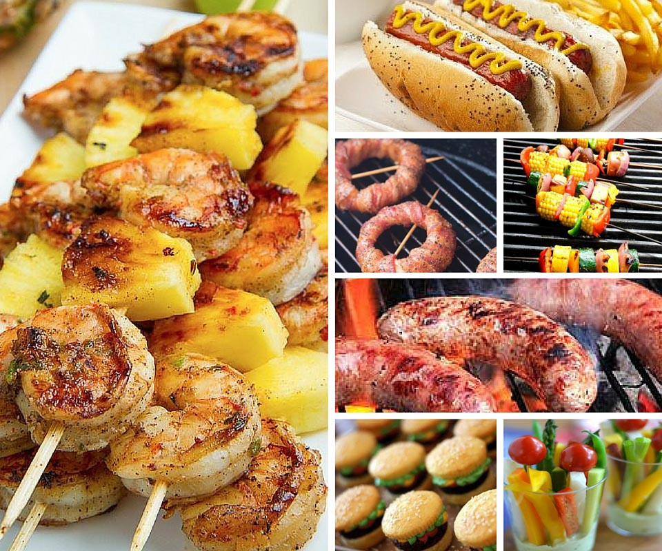 BBQ Menu Ideas for Birthday Party