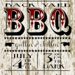 BBQ Party Invitations Fre Printable