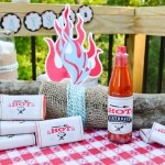BBQ Themed Birthday Party