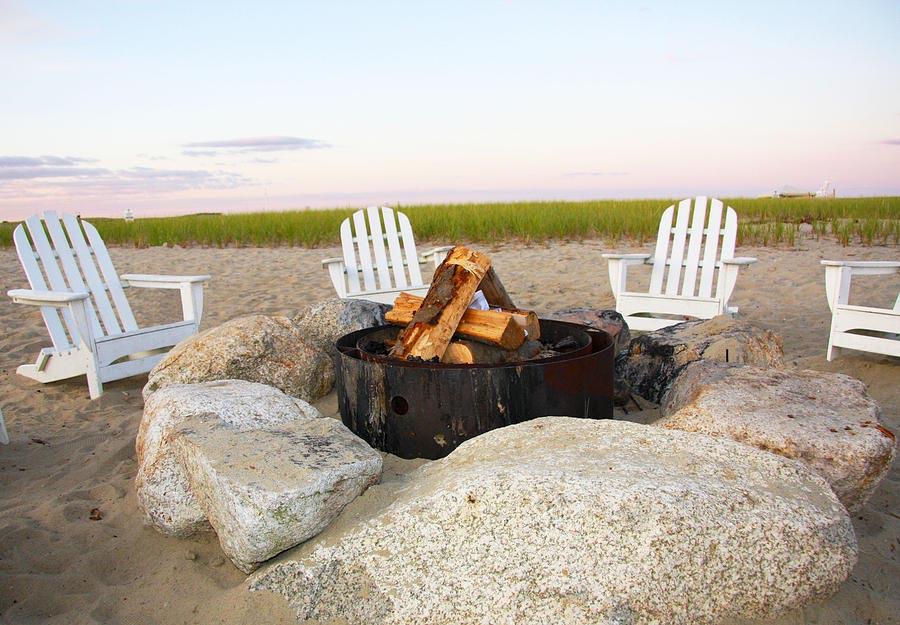 Beach Fire Pit Ideas