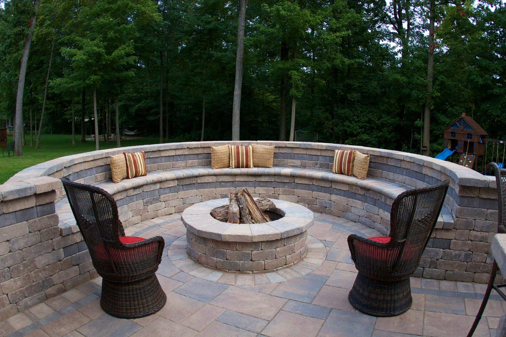 Best fire pit chairs fire pit design ideas for Best fire pit design
